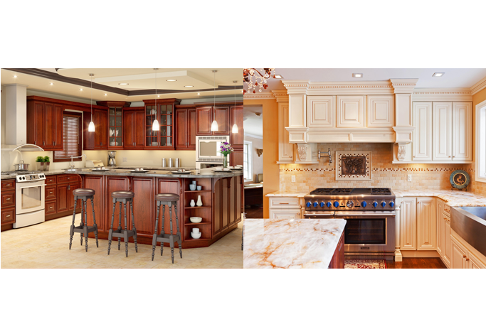 Kitchen Cabinets in Concord, NC