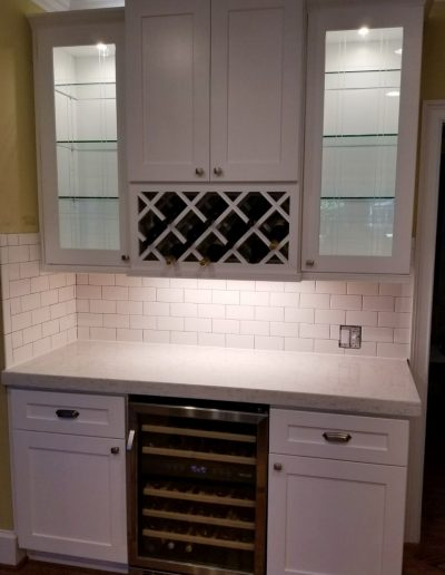 Cabinet Repainting in Charlotte, Matthews NC, Concord NC, Mooresville