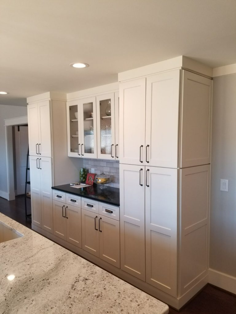 Cabinet Refinishing in Matthews NC, Concord NC, Charlotte, Mooresville
