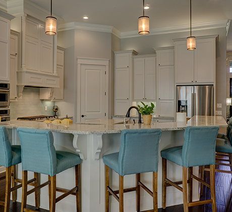 Kitchen Cabinets in Charlotte